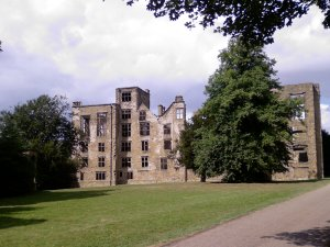 Hardwick Old Hall, 1500s
